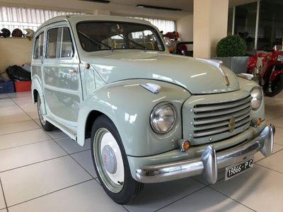 usata Fiat Belvedere 500 topolinobenzina