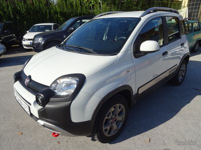 usata Fiat Panda Cross 1.3 mjt 95cv 4x4 - pari al nuovo