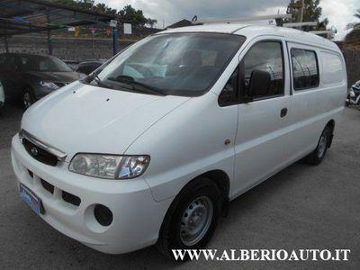 used Hyundai H-1 2.5 turbodiesel PL Van 6 posti Air