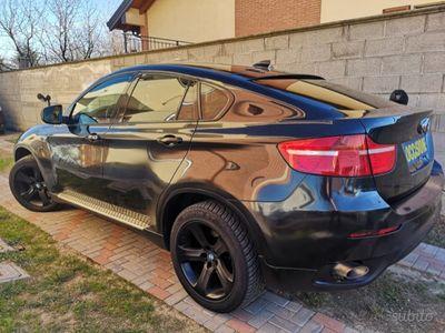 usata BMW 501 x6 x-touring 3.5 panoramicofull optional