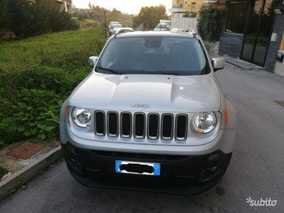 usata Jeep Renegade Renegade 2.0 Mjt 170CV 4WD Active Drive Low Trailhawk