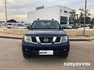 brugt Nissan Pathfinder dCi SE