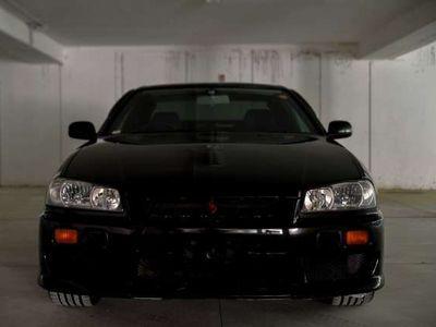 brugt Nissan Skyline
