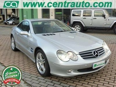 usata Mercedes SL500 cat AMG Line