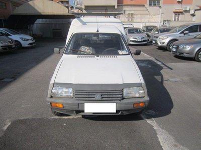 usado Citroën C15 1.9 diesel cat 600 Van Vetrato First