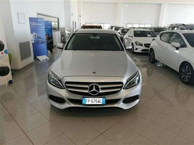 usata Mercedes C220 SW d BT Business auto