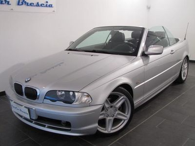 usata BMW 323 Cabriolet
