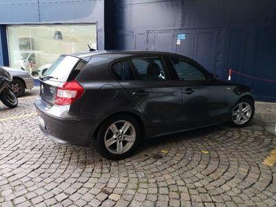 usata BMW 118 Serie 1 (E87) cat 5 porte Attiva