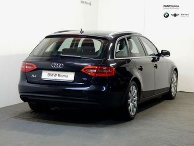 usata Audi A4 usata del 2013 a Roma, Km 63.074