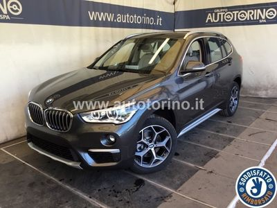 second-hand BMW X1 X1SDRIVE18D X Line