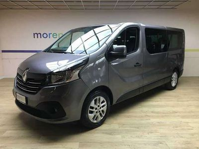 usata Renault Trafic T29 1.6 dci 125 CV L2 H1 Intens Heavy