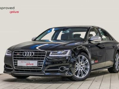 usata Audi S8 plus 4.0 TFSI quattro tiptronic