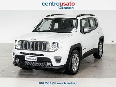 usata Jeep Renegade 2019 1.6 mjt Limited fwd