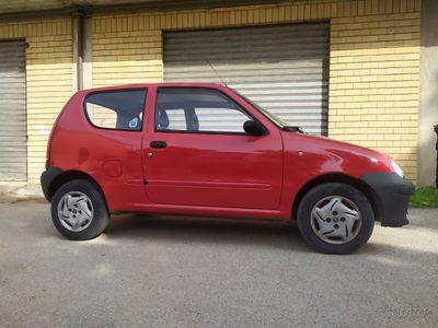 used Fiat Seicento - NEOPANTENTATI