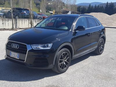 brugt Audi Q3 2.0tdi 150cv s tronic quattro businnes
