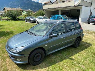 usata Peugeot 206 1.4 SW Enfant Terrible***OK NEOPATENTATI!!!***