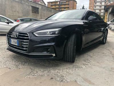 usata Audi A5 A52.0 TDI 190CV quattro S tronic S LINE