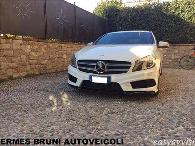 usata Mercedes A180 classecdi premium diesel berlina bianco