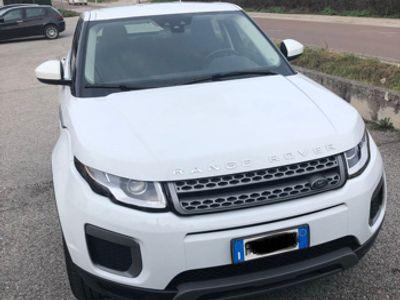 używany Land Rover Range Rover evoque 2.0 TD4 150 CV 5p. Auto Business Edition Pure