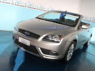 gebraucht Ford Focus Cabriolet Focus 2.0 TDCi (136CV) CC Titanium DPF