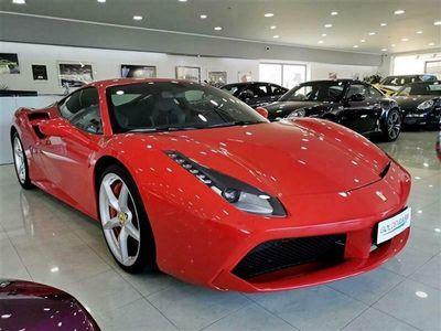 usata Ferrari 488 GTB 7 Anni Manutenzione Permute