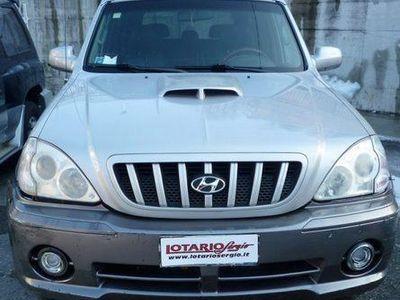 usata Hyundai Terracan terracan2.9 crdi premium