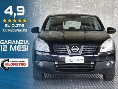 usado Nissan Qashqai 2.0 dCi DPF 4WD Acenta