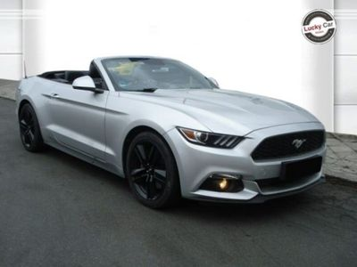 brugt Ford Mustang Convertible 2.3 EcoBoost *NAVI*PELLE*CAM*