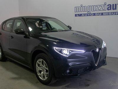 usata Alfa Romeo Stelvio 2.2 turbodiesel 210cv AT8 Q4