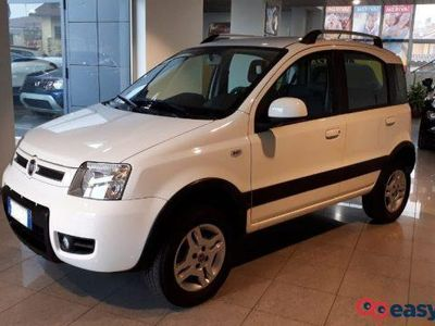second-hand Fiat Panda Cross 1.3 MJT 16V DPF 4x4