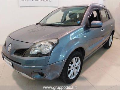 usata Renault Koleos 1ª SERIE 2.0 DCI 150 CV 4X4 DYNAMIQUE