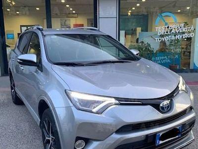 usata Toyota RAV4 Hybrid 2WD Exclusive del 2017 usata a Corigliano Calabro