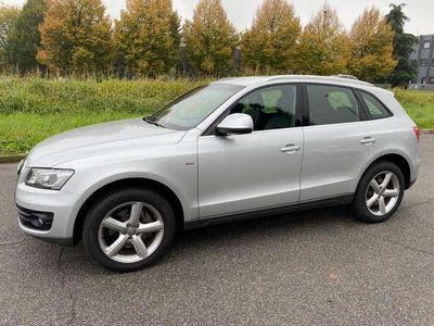 usata Audi Q5 3.0 V6 TDI quattro S tronic*S-LINE*EURO5*NAVI