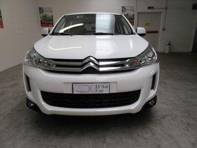 usado Citroën C4 Aircross 1.6 HDi 115 Stop&Start 2WD Exclusive