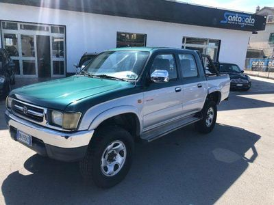 brugt Toyota HiLux 2.4 TD 4WD 4p. Double Cab Pup. DLX