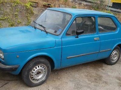 brugt Fiat 127 900 3 porte C