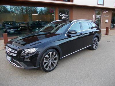 usata Mercedes E220 All-Terrain d S.W. Auto Business Sport