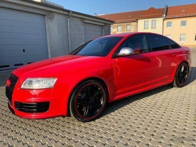 usata Audi RS6 Exlusive