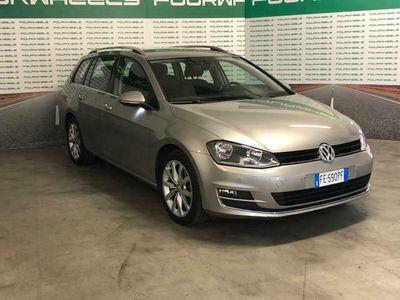 usata VW Golf Variant 1.6 TDI 110 CV DSG Highline