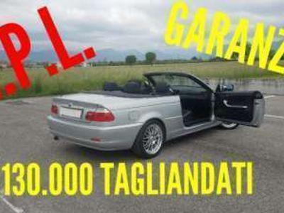 usata BMW 318 Cabriolet gpl ( sedili elettrici m sport )
