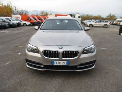 brugt BMW 520 Serie 5 Touring d Business Aut Touring