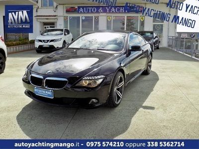 brugt BMW 635 Serie 6 (E63/E64) cat Garanzia Perfetto