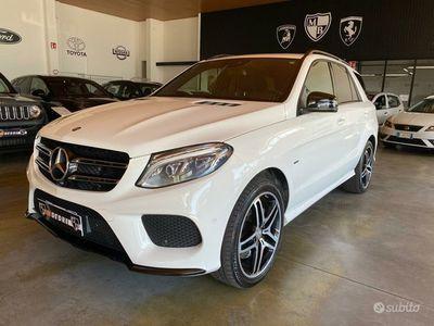 usata Mercedes GLE500 4matic premium plus IVA ESPOSTA