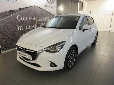 brugt Mazda 2 1.5 105 CV Skyactiv-D Exceed del 2016 usata a Prato