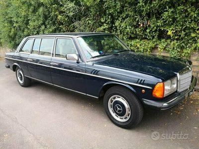 usata Mercedes 240 D lang (W123) - 1980