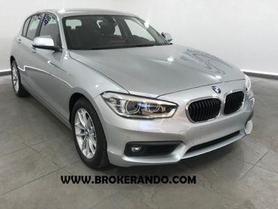 usata BMW 118 d 150Cv Business Automatica-Led-Navi-Pdc-1Propr