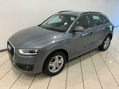 usata Audi Q3 2.0 TDI Quattro S-Tronic Advanced Plus