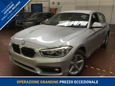 usata BMW 118 SERIE 1 (5 PORTE) d xDrive 5p. Advantage
