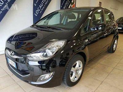 usata Hyundai ix20 1.4 CRDI 90 CV Comfort EURO 5 B NEO PATENTATI
