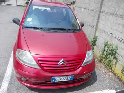 used Citroën C3 1.4 HDi Exclusive